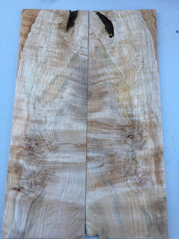 Quilted Maple Bookmatch Droptop