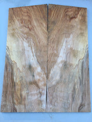 Quilted Figure Maple Bookmatch Slab