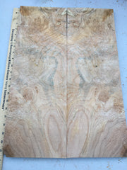 Thick! Figured and Quilted Maple Bookmatch Top