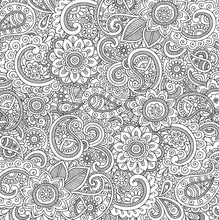 Load image into Gallery viewer, Peaceful Paisleys Artists Colouring Book