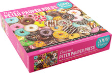 Load image into Gallery viewer, Donuts 1000 Piece Jigsaw Puzzle