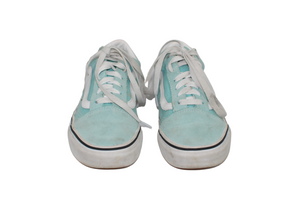 Vans Brand Old Skool Teal Sneakers