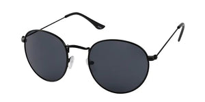 Black Metal Frame Sunglasses (Available in 3 colours)