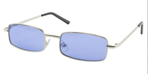 Rectangular Framed Sunglasses (Available in 4 colours)