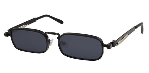 NEW Rectangular Industrial Style Sunglasses