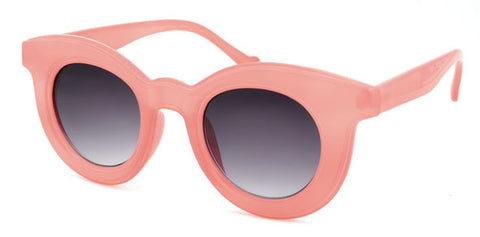 NEW Pink Thick Framed Sunglasses