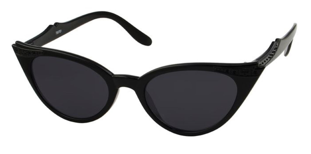 Retro Cat Eye Sunglasses (Available in 2 colours)