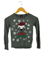 Load image into Gallery viewer, Kids Merry Pugmas Sweater