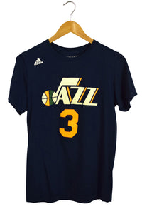 Utah Jazz Trey Burke NBA T-Shirt