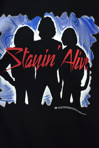 DEADSTOCK C2007 Bee Gee's Stayin' Alive T-Shirt