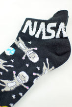 Load image into Gallery viewer, NEW Space Cats Anklet Socks