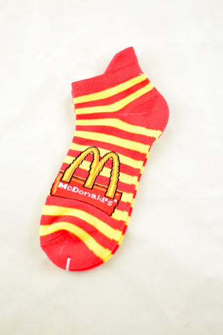 NEW I'm Lovin' It Anklet Socks
