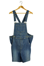Load image into Gallery viewer, Yessica Brand Short Denim Overalls