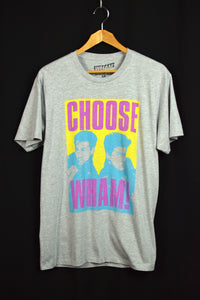 NEW C2018 Wham! T-shirt