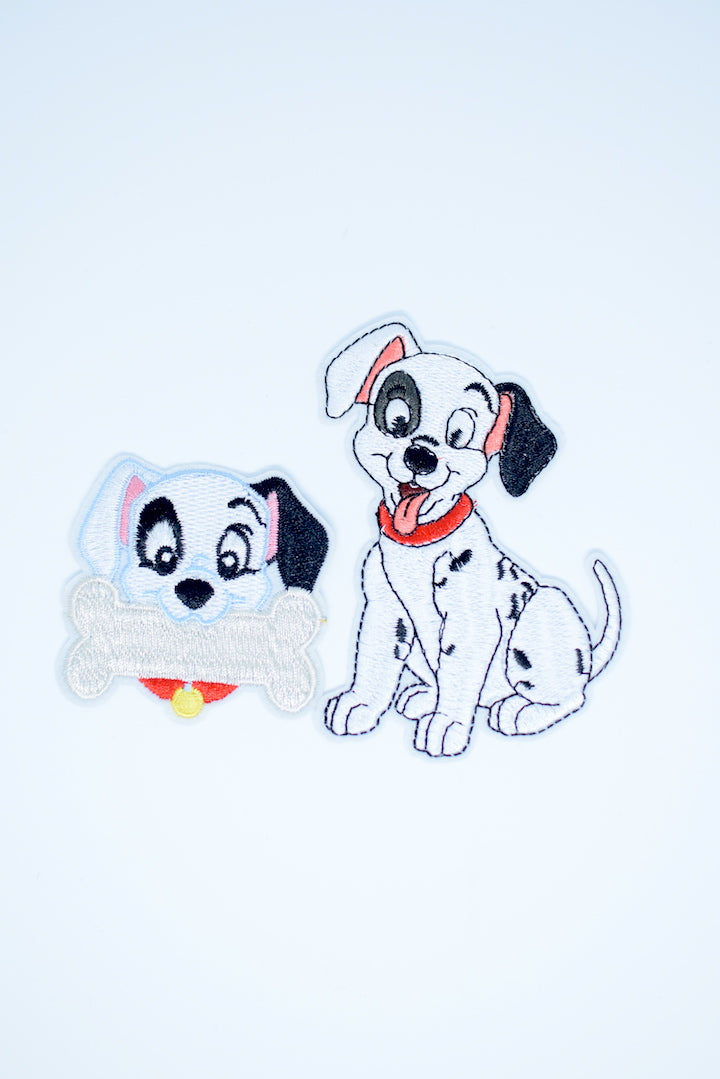 Dalmations Patch Pack