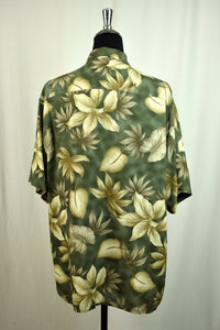 Pierre Cardin Brand Floral Party Shirt