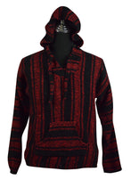 Load image into Gallery viewer, Striped Hooded Baja Jumper