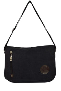 NEW Canvas Satchel Bag (Available in 4 colours)