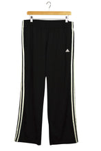 Load image into Gallery viewer, Classic Black Adidas Snap Pants