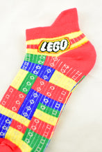 Load image into Gallery viewer, NEW Classic Bricks Anklet Socks
