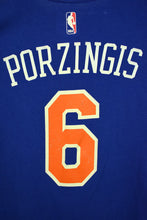 Load image into Gallery viewer, Kristaps Porzingis New York Knicks NBA T-Shirt