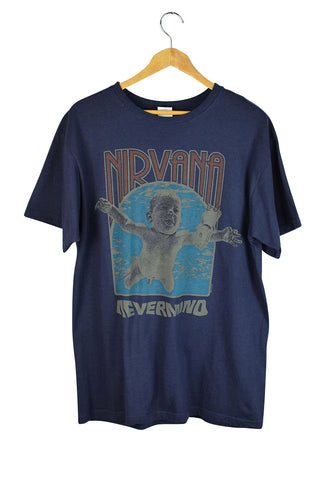 NEW Nirvana 'Nevermind' T-Shirt