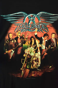 2010 Aerosmith T-Shirt