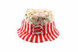 NEW Popcorn Print Bucket Hat