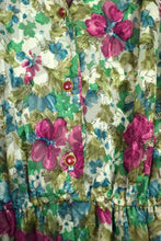 Load image into Gallery viewer, Reworked Floral Print Dress
