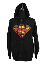Load image into Gallery viewer, 2005 SuperMan Hoodie