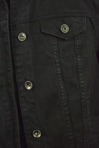 Ecko Unlimited Brand Black Denim Jacket