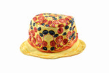 NEW Pizza Print Bucket Hat