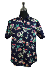 NEW Hawaiian Shirt