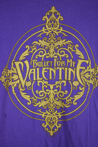 NEW Ladies Bullet For My Valentine T-Shirt