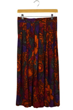 Load image into Gallery viewer, Abstract Print Skirt