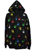 Load image into Gallery viewer, Marvin The Martian Looney Tunes Hoodie