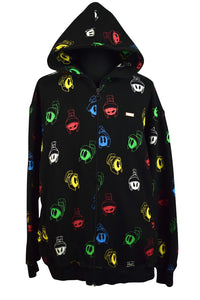 Marvin The Martian Looney Tunes Hoodie