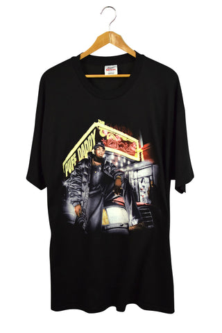 DEADSTOCK 90s Puff Daddy T-shirt