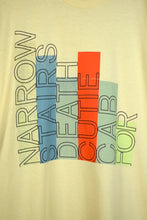 Load image into Gallery viewer, NEW Death Cab For Cutie Narrow Stairs T-shirt