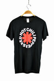 NEW Red Hot Chili Peppers Classic Logo T-Shirt