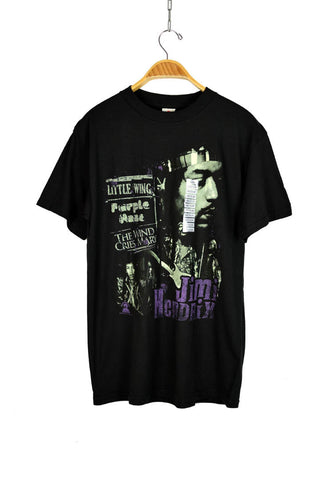 NEW Jimi Hendrix Black T-shirt