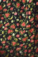 Load image into Gallery viewer, Reworked Vintage Floral Print Skirt