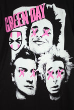 Load image into Gallery viewer, NEW Green Day Black T-shirt