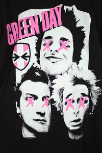 NEW Green Day Black T-shirt