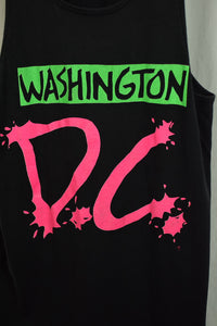 80s/90s Washington DC Tanktop