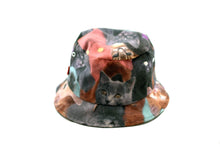 Load image into Gallery viewer, NEW Darker Cat Print Bucket Hat
