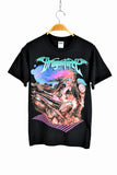 NEW DragonForce World Tour 2008-2009 T-Shirt