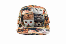 Load image into Gallery viewer, NEW Cat Face Print Cap