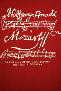 80s/90s Mozart International, Oklahoma T-Shirt