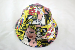 NEW Pop Art Print Bucket Hat